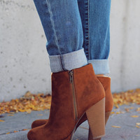 Woodstock Bound Bootie