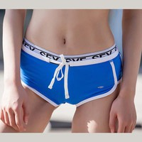 Low Waist Sexy Hot Shorts  Women Yoga Running Short Sports Clothing Training Fitness short  Sportswear gym clothes
