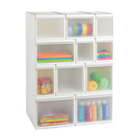 The Container Store > Like-it® White Modular Drawers