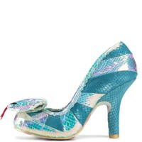 Irregular Choice for Women: Minoa Blue Heels