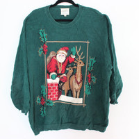 Ugly Christmas Sweater  XXXL 662