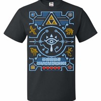 Legend Of Zelda Ugly Sweater Design Unisex T-Shirt