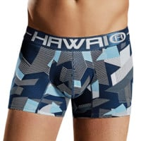 Hawai 41705 Boxer Briefs Blue