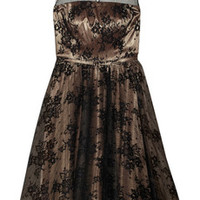 Mikael Aghal Lace dress – 65% at THE OUTNET.COM