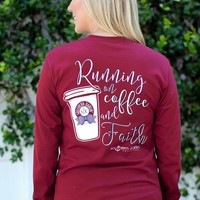 Southern Darlin' - Coffee And Faith Longsleeve