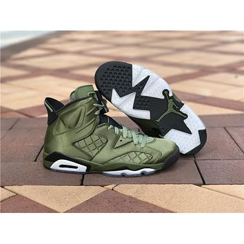 Air Jordan 6 tarmac Basketball Shoes 36-47
