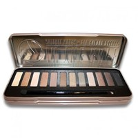 W7 Natural Nudes Naked Eye Colour Palette New (W7 Lightly Toasted)