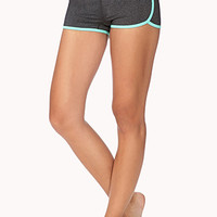 Skinny Dolphin Workout Shorts
