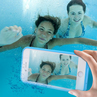 Waterproof Case For iPhone 7 6 6s Plus 5 5s SE Diving Surfing Swimming Cover Underwater Phone Cases For iPhone 6 6s 7 Plus Coque