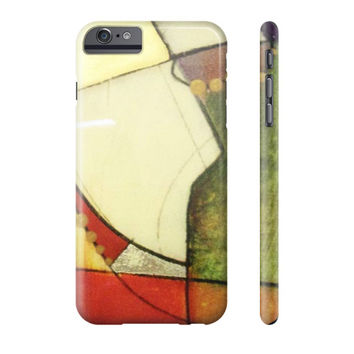 Cell Phone Case Abstract