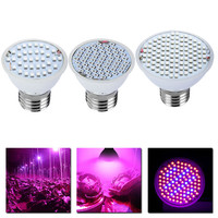 Grow Light Led Grow Light E27 AC85-265V Full Spectrum Plant Lamp For Plants Vegs Lighting Plant