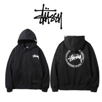 Alphabet Hats Couple Hoodies [415607881764]