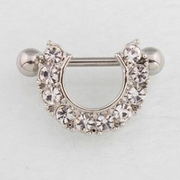 NEW* Luxurious Sparkling Nipple rings