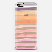 watercolor rainbow iPhone 6 case by Sandra Arduini | Casetify