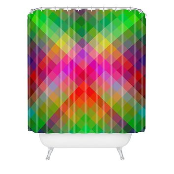 Fimbis Ginko Shower Curtain