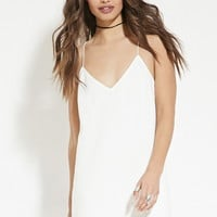 Cami Shift Dress - OUR L.A STORY - 2000150235 - Forever 21 UK