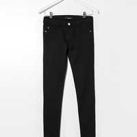 Black Skinny Ankle Pants- Official TallyWeijl Store