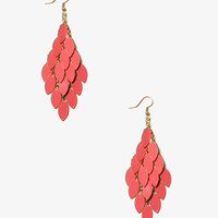Lacquered Chandelier Earrings