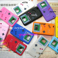 3D Gameboy Soft Silicone Case Cover For Samsung Galaxy S2 i9100,S2 Plus i9105P