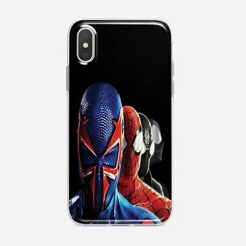 Spiderman Ps4 Game iPhone XS Max Case