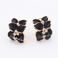 Korean Stylish Earrings [4918858692]