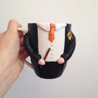 Harry Potter, character inspired Mug. Perfect gift for reader.
