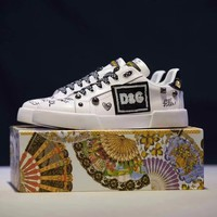 D&G DOLCE & GABBANA Trending Fashion Casual Sports Shoes