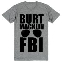 Burt Macklin FBI - Parks and Recreation