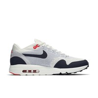spbest Nike Air Max 1 Ultra 2.0 Flyknit ( Sail/Pure Platinum/University Red/Obsidian  )
