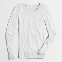 Factory long-sleeve tee
