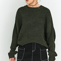BDG Ella Ribbed Jumper | Urban Outfitters