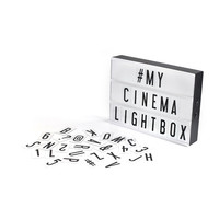So into this design on Fab! My Cinema Lightbox #FabForAll