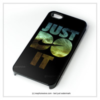 Nike Just Do It Cream Wood iPhone 4 4S 5 5S 5C 6 6 Plus , iPod 4 5 , Samsung Galaxy S3 S4 S5 Note 3 Note 4 , HTC One X M7 M8 Case