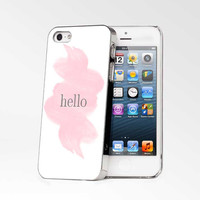 Hello Pink iPhone 4s iphone 5 iphone 5s iphone 6 case, Samsung s3 samsung s4 samsung s5 note 3 note 4 case, iPod 4 5 Case