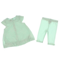 Marmellata Lace Infant Girls Pant Outfit