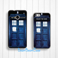 Doctor who tardis police box cover case for iPhone 6 iPhone 6 Plus, iPhone 4/4s/5/5s/5c, for HTC One M7 M8 E8 HTC One Mini (K19)