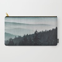 Mountain Light Carry-All Pouch by Tordis Kayma | Society6