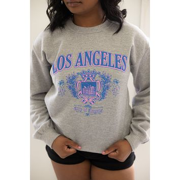 Los Angeles Graphic Sweatshirt