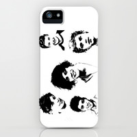 One Direction Poster iPhone & iPod Case by Karl Wilson Photography