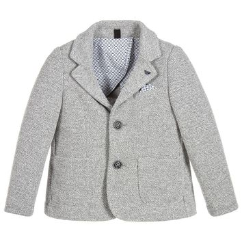 Baby Boys Grey Jacket