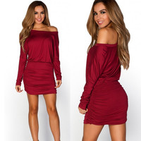 New Fashion Summer Sexy Women Mini Dress Casual Dress for Party and Date = 4724126276