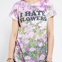 Urban Outfitters - I Hate Flowers Tee