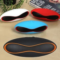Mini Portable Rugby Wireless Bluetooth Speaker For iPhone iPod Samsung iPad New = 1706360644