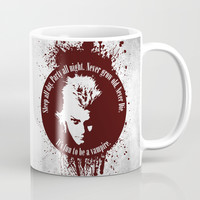 Lost Boys Coffee Mug by Fimbis
