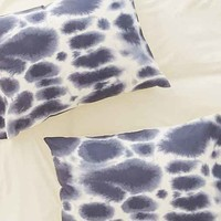 Jacqueline Maldonado For DENY Dye Dots Stone Pillowcase Set