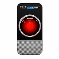 Hal 9000 Hello Dave iPhone 5s Case