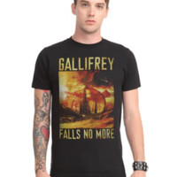 Doctor Who Gallifrey Falls No More T-Shirt