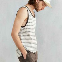 CPO Textured Stripe Tank Top