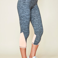GOOD VIBES CROPPED ENERGY LEGGING