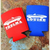 THELMA LOUISE CAN COOLER - Junk GYpSy co.